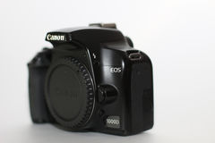 Canon 1000d Royalty-vrije Stock Afbeelding