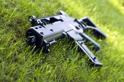 Canon d'Airsoft. Image stock