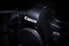 Canon 5d fläck ii Royaltyfria Foton
