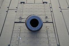 Canon d'USS le Caire photographie stock
