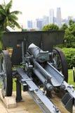 Canon dans Istana Singapour Images libres de droits