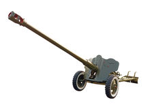 canon de Grand-calibre image libre de droits