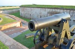 Canon de guerre civile photos stock