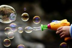 Canon de jouet Image stock
