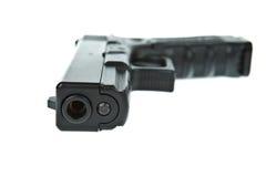 Canon de main d'Airsoft, modèle de glock Photographie stock libre de droits