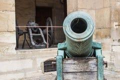 Canon de mortier chez musee de l'armee, les Invalides, Paris Photographie stock