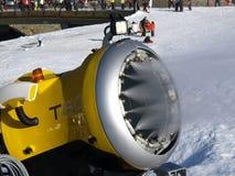 Canon de neige Images stock