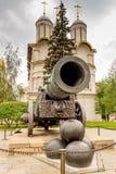 Canon de Tsar Images stock