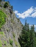 Canon des cascades Photographie stock