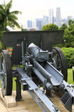 Canon em Istana Singapura imagens de stock royalty free