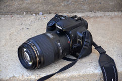 Free Canon Eos 400 D With Canon Macro 100 Mm Stock Images - 40663564