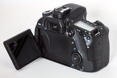 Canon EOS 80D DSLR camera. DSLR Camera - Canon 80D digital camera body Stock Images