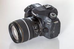 Canon EOS 80D DSLR kamera Fotografia Royalty Free