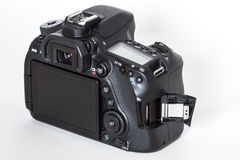 Canon EOS 80D DSLR kamera Obrazy Stock