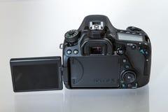 Canon EOS 80D DSLR kamera Obrazy Royalty Free