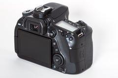 Canon EOS 80D DSLR kamera Zdjęcie Royalty Free
