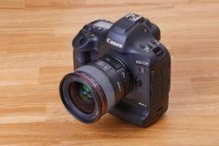Canon EOS 1Dx ocena II Obrazy Royalty Free