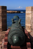 Canon Essaouira Royalty Free Stock Image