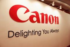 Canon Expo 2011 Stock Fotografie