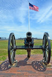 Canon Fort Sumter Royalty Free Stock Image