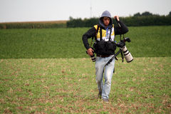 Canon kamera Royaltyfri Fotografi