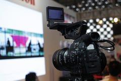 Canon kameror Arkivbild