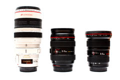 canon l серия объективов стоковая фотография rf