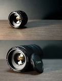 Canon 50mm E-F f/1 8 II Photos stock
