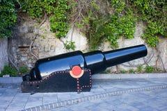 Canon naval Image libre de droits