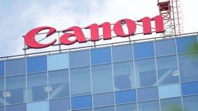 Canon sign Stock Photos
