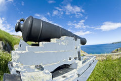Canon of Signal Hill Royalty Free Stock Photo