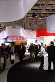 Canon Stands at Photokina 2008 Royalty Free Stock Image