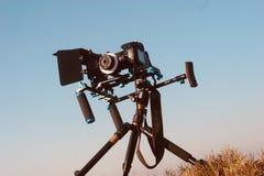 Canon Video Camera. Photo by Diogo Amador Royalty Free Stock Photo