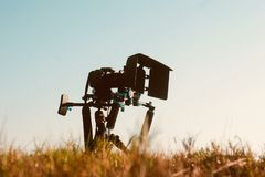 Canon Video Camera - stock photos