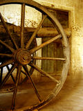 Canon Wheels Stock Photo