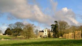 Canones Ashby Manor imagen de archivo