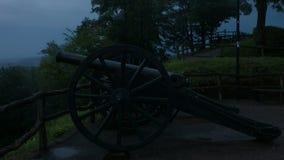 Canones de Wartburg almacen de video