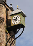 Canongate Tolbooth Clock Royalty Free Stock Photo