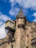 Canongate Tolbooth, Edinburgh Royalty-vrije Stock Afbeelding