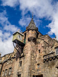 Canongate Tolbooth, Edinburgh Royalty Free Stock Images