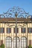 Canonica al Lambro (Italy) Stock Image
