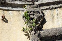 Canonica al Lambro (Italy) Royalty Free Stock Photo
