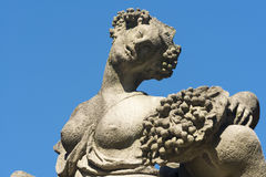 Canonica al Lambro (Italy) Royalty Free Stock Photography