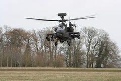 Canonnière d'Apache Image libre de droits