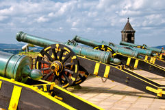 Canons Photographie stock
