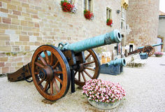 Canons Royalty Free Stock Photo