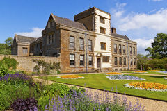 Canons Ashby House Royalty Free Stock Photo
