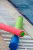 Canons d'eau de mousse Images stock