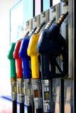 Canons de pétrole Photo libre de droits