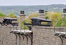 Halifax canons Royalty Free Stock Photos